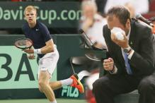 Davis Cup: Canada's Denis Shapovalov Fined $7,000 For Striking Umpire
