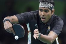 Sharath Kamal Gets Top Seed at TT Nationals After Four Years