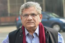 Sitaram Yechury Flays Government For making Aadhar Mandatory