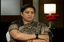 'Ready' For a Discussion On Women Safety: Smriti Irani