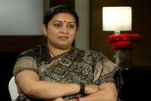 Need No Lecture on Misogyny. I Live it Every Day, Says Smriti Irani