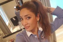 Sofia Hayat Gets in Legal Trouble Over Getting Swastika Tattoo On her Feet
