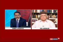 What Happened in TN House Was Not democracy; It Was Hooliganism, Says Sorabjee