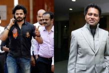 Sreesanth, Aakash Chopra Engage in Twitter War Over Spot-Fixing