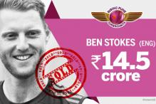 IPL 2017 Auction Live: England's Ben Stokes and Mills Biggest Buys So Far