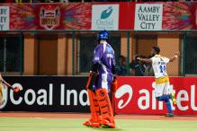 HIL 2017: SV Sunil Stars in Punjab Warriors' 7-0 Win Over Ranchi Rays