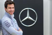 Mercedes Boss Toto Wolff Signs New Deal