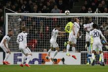 Ten-man Tottenham Hotspur Exit Europa League, Lyon in Seventh Heaven