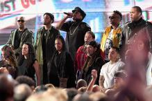 Grammy Awards 2017: Tribe Called Quest Slams Donald Trump Through Their Performance