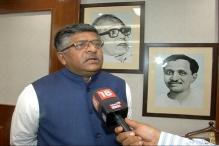 Muslims Don't Vote For BJP, But We Gave Them Sanctity: Ravi Shankar Prasad