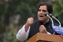 Varun Gandhi Included in BJP's UP Star Campaigners' List