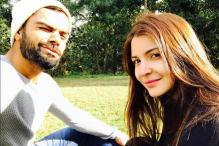 Virat Declares His Love for Anushka Through This V-Day Message