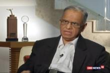 Virtuosity: Vir Sanghvi in conversation with N.R.Narayana Murthy
