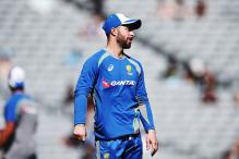 Australia Confident Mathew Wade Will be Fit for India Tour