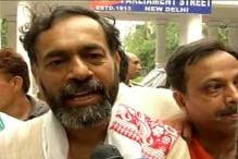 Resign if AAP Fails to Win 50% Seats in MCD Polls: Yogendra Yadav to Kejriwal