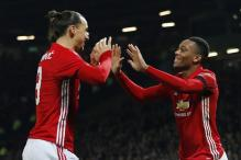 Anthony Martial Impresses Zlatan Ibrahimovic at Manchester United