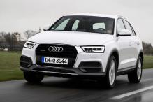 2017 Audi Q3 Launched in India at Rs 34.2 Lakh, Gets Updated Design and Features