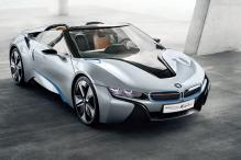 BMW X7 in The Works Along With Several Electric Models Including i8 Roadster
