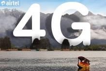 Airtel Launches 4G Services in Kashmir