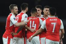 FA Cup: Arsenal Rout Lincoln 5-0 to Ease Pressure on Wenger