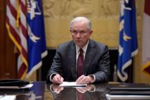 Attorney General Jeff Sessions Spoke to Russia Envoy in 2016: Justice Dept
