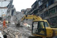 1 Died, 16 Injured as Under-construction Police Training Building Collapses in MP