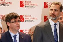 Catalonia calls for Scottish-style independence referendum