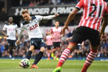 Tottenham Down Southampton In Harry Kane's Absence