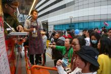 Tourists, Entrepreneurs Buzzing From Hong Kong Meals on Wheels Venture