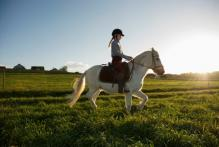 Horse-riding May Boost Cognitive Skill in Kids