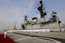 World's Oldest Serving Aircraft Carrier INS Viraat Sails Into History