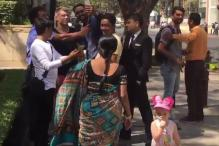 David Warner is a Fan Favourite in India, But Daughter Ivy Can't Take It