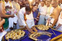 Hyderabad Court Issues Notices on Telangana CM's Temple Offerings