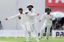 Kuldeep, Jadeja, Rahul Shine on Day 1 of Warm-up Match