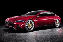 2017 Geneva Motor Show: Mercedes-AMG GT Concept Promises to Be a Cut Above
