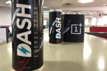 OnePlus Launches 'Dash' Energy Drink to Dash-Charge Humans