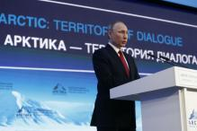 Vladimir Putin Says Climate Change Not Caused By Emissions