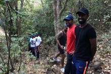 Virat Kohli 'Detoxes' at Home; R Ashwin Goes on a Trek Post Bengaluru Win