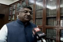 This Is Tsunami, People Voted for development, Says Ravi Shankar Prasad