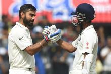Rahane Not as 'Emotional' as Kohli, Says Steven Smith