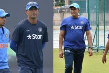 Kumble to Become Team Director, Dravid to Become Coach: Report