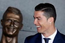 Cristiano Ronaldo Statue in Madeira: Carved By a Lionel Messi Fan?