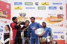 T1 PRIMA Truck Racing Championship Season 4: UP Based 29 YO Pitambar Wins Super Class Category