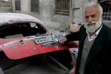 70-year-old Syrian Man Says He Won't Ever Leave Aleppo, Wishes To Restore His Classic Cars