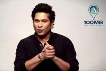 Sachin Tendulkar Led '100MB Cricket' Launched on Apple iOS