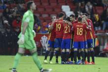 World Cup Qualifiers: Spain Thrash Israel to Stay Top of the Pile