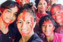 Sports Personalities Lead Charge in Wishing Fans Happy Holi
