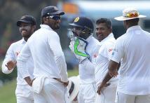 1st Test: Sri Lanka Take Control at Galle Despite Mushfiqur Defiance