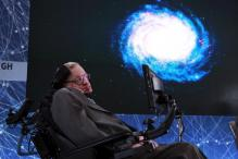 Stephen Hawking Appears as Hologram in Hong Kong