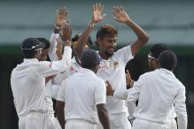 2nd Test: Sri Lankan Bowlers Put Hosts in Command on Day 2